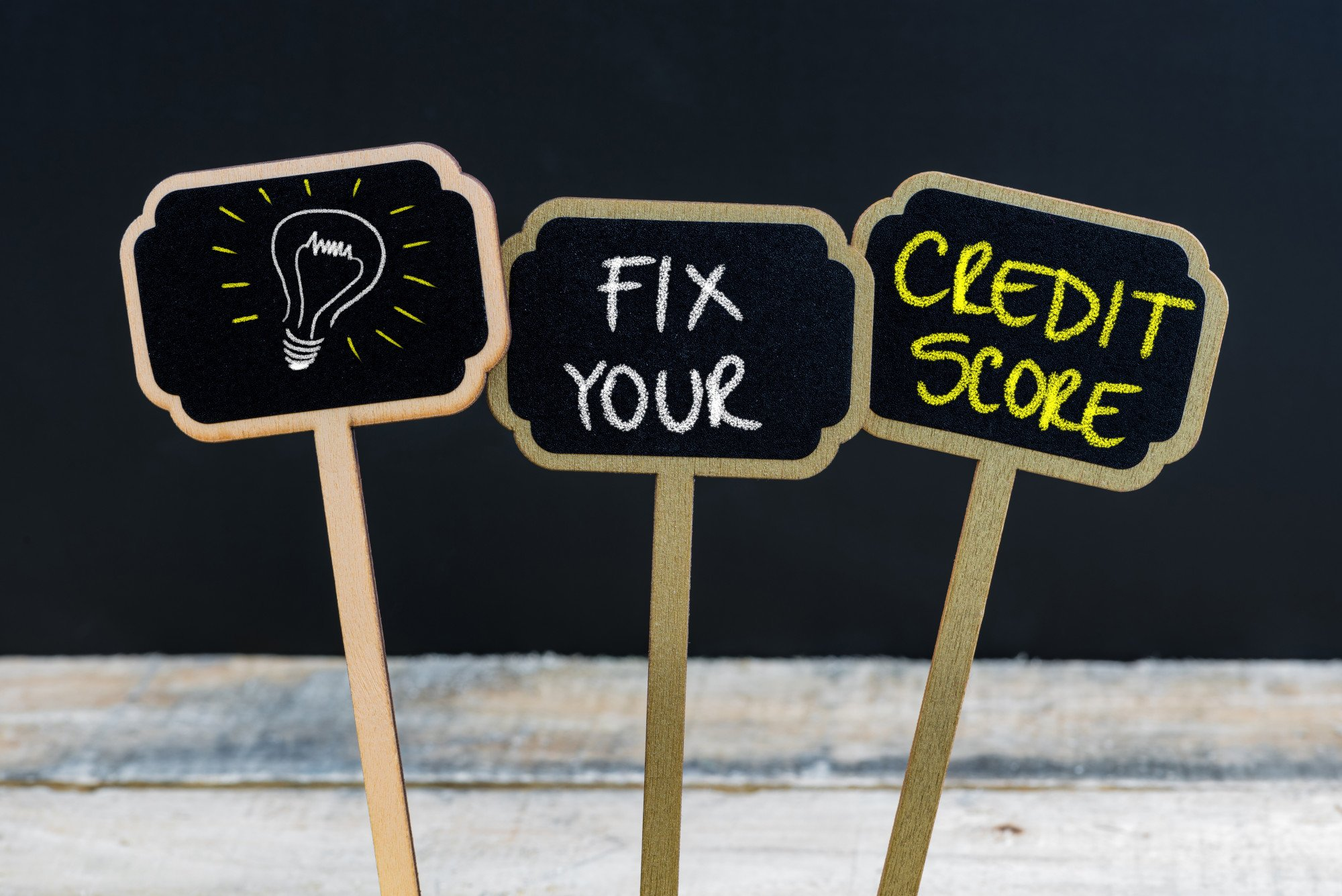 What Does a Credit Repair Service Do?